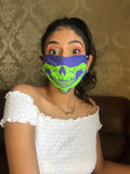 Artilea Printed Cotton Mask - SA9105-11