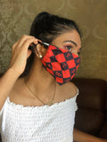 Artilea Printed Cotton Mask - SA9105-20