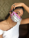 Artilea Printed Cotton Mask - SA9105-27