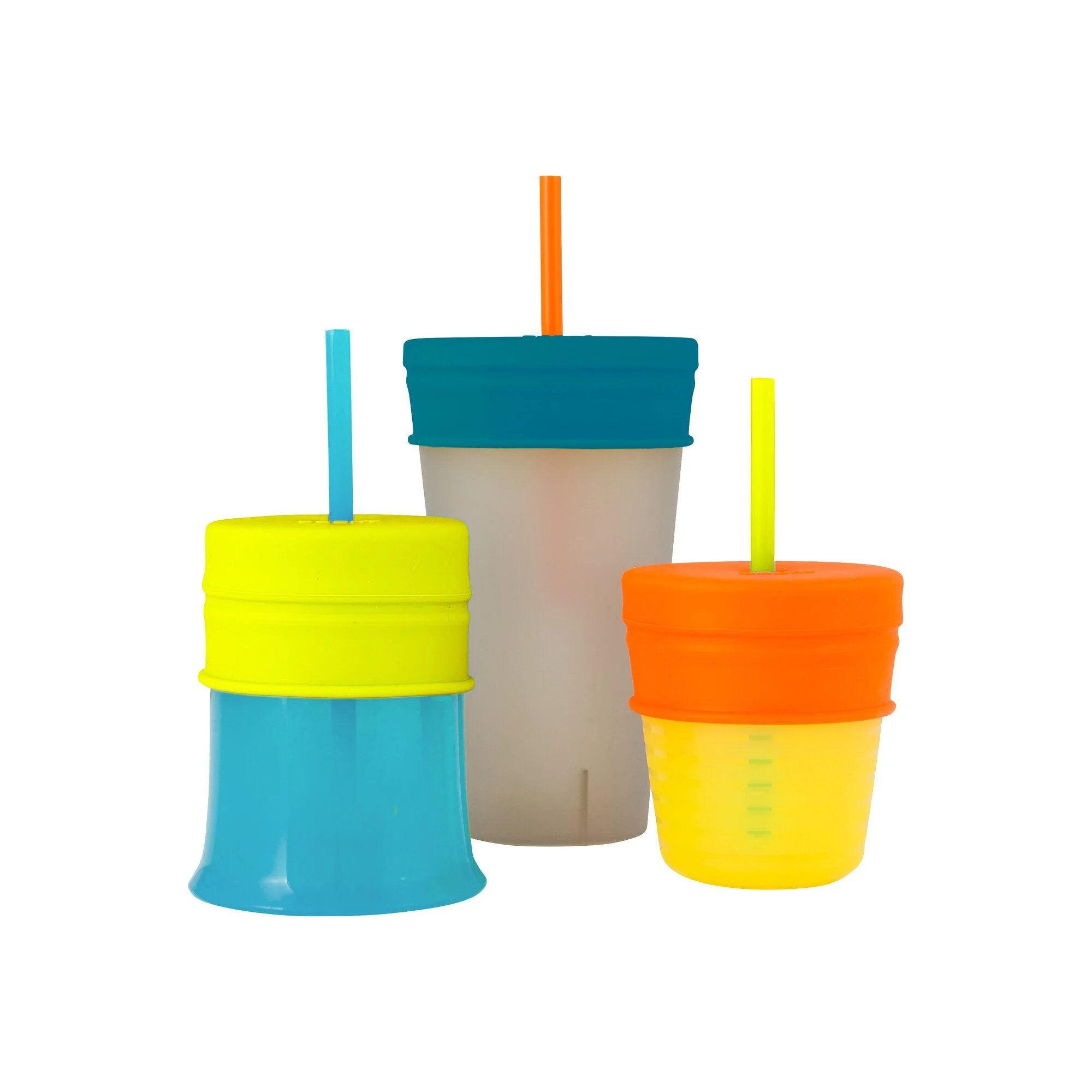 Boon Snug Straws with Cup