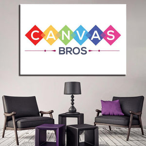Custom Canvas - 1 Panel (Your Design)