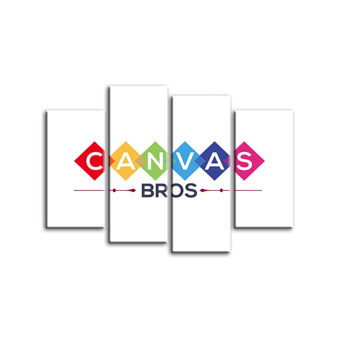 Image of Custom Canvas - 4 Panel (Your Design)-4 Panel-Canvas Bros