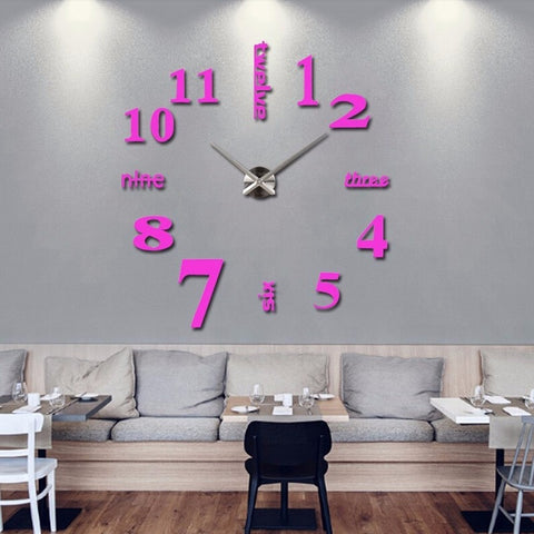 Image of Elegant Wall Clock-Clocks-Canvas Bros