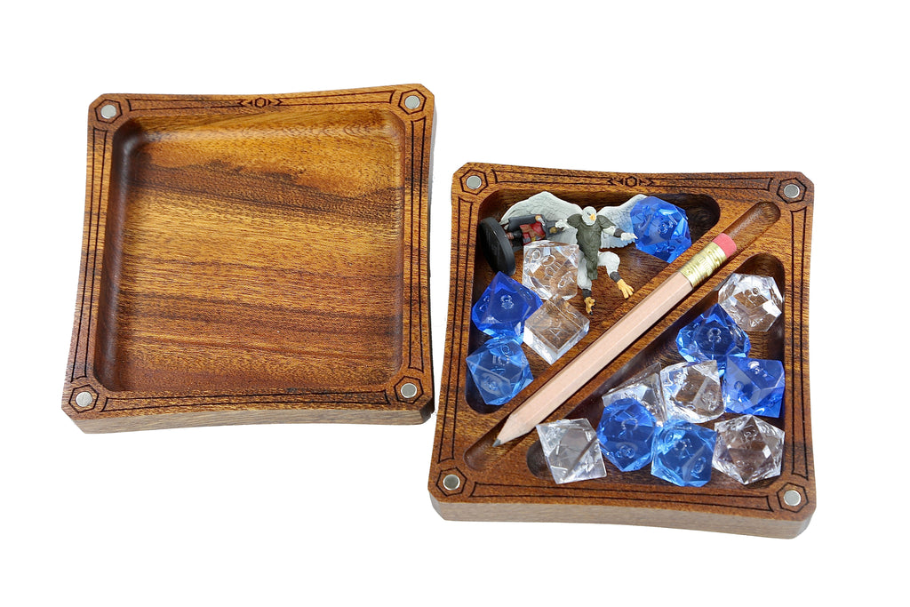 "The Double Dice 4.5"" Dice Box"