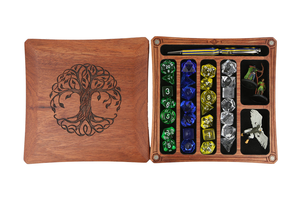 "The Standard 7"" Dice Box"