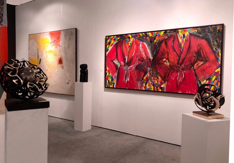 BOCCARA ART Galleries at Art New York