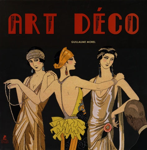 Art Deco, by Guillaume Morel - BOCCARA ART Online Store