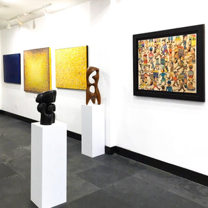 BOCCARA ART Miami Gallery Online Guided VIDEO Tour - BOCCARA ART Online Store