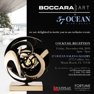 "Beautiful Kinetic Bronze sculpture ""Altair"" by Gianfranco Meggiato - BOCCARA ART Online Store"