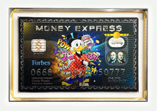 "Load image into Gallery viewer, Legendary Pop Art Work ""PIXAMEX"" by Yaniv Edery - BOCCARA ART Online Store"