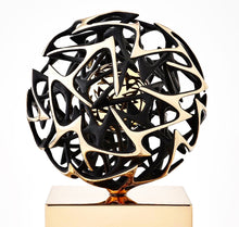 "Load image into Gallery viewer, ""Sfera Cabala"" by Gianfranco Meggiato - BOCCARA ART Online Store"
