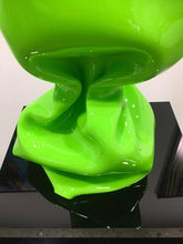"Load image into Gallery viewer, ""Wrapping bonbon Vert"" by  Laurence Jenkell - BOCCARA ART Online Store"