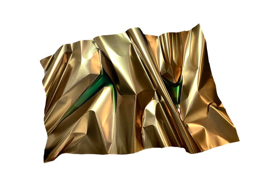 Golden & Emerald android aluminium