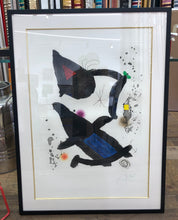 "Load image into Gallery viewer, ""King David"" by Joan Miro - BOCCARA ART Online Store"