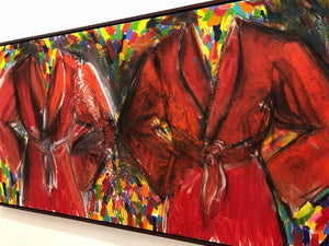 """Anderson and Shepard"" by Jim Dine - BOCCARA ART Online Store"