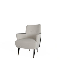 "Load image into Gallery viewer, ""Porter"" Armchairs by Leyla Uluhanli - BOCCARA ART Online Store"