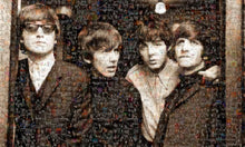 "Load image into Gallery viewer, ""Classic Beatles — Let it Be"" by Robin Austin - BOCCARA ART Online Store"