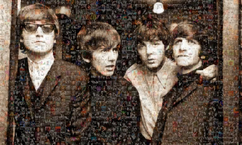 «Classic Beatles — Let it Be» by Robin Austin - BOCCARA ART Online Store