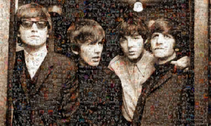 """Classic Beatles — Let it Be"" by Robin Austin - BOCCARA ART Online Store"