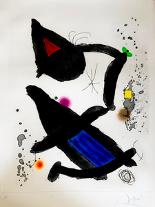 """King David"" by Joan Miro - BOCCARA ART Online Store"