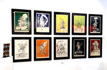 Load image into Gallery viewer, 4 Lithographs by Salvador Dalí - BOCCARA ART Online Store