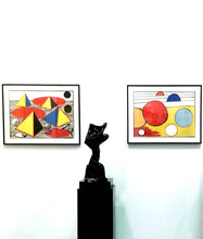 "Load image into Gallery viewer, ""Our Unfinished Revolution"" by Alexander Calder - BOCCARA ART Online Store"