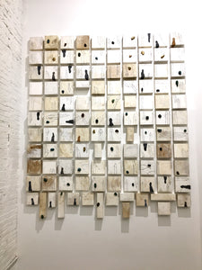 "Wall Installation from the Series ""Restful Home"" by Kim Jeong Yeon - BOCCARA ART Online Store"
