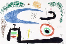 "Load image into Gallery viewer, ""Dormir sous la Lune"" by Joan Miró - BOCCARA ART Online Store"