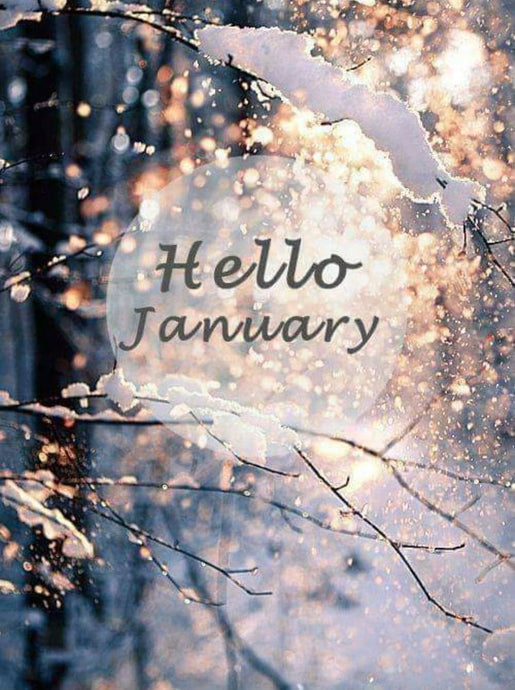 Happy January! - Now What?!