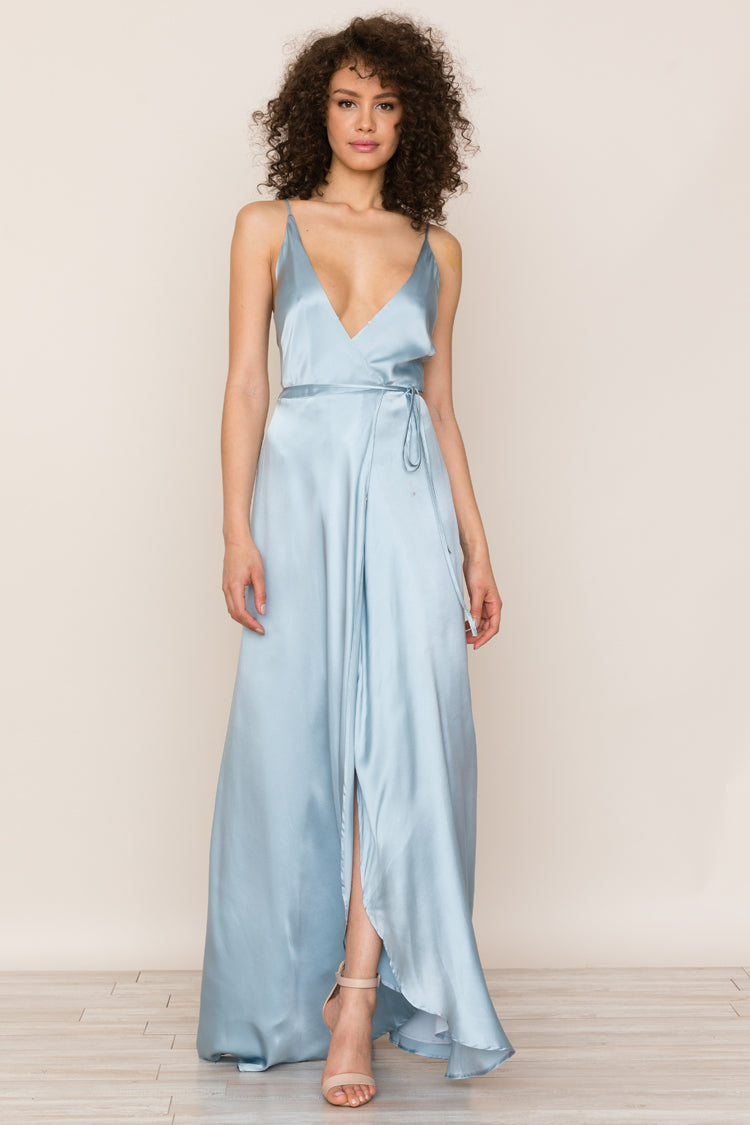hot-selling official how to buy attractive style Rush Hour Silk Maxi Dress