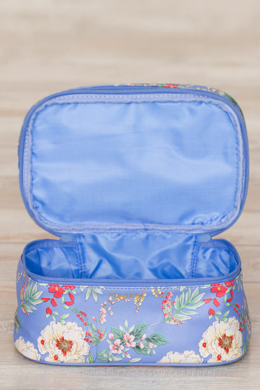 Jetsetter Makeup Train Case
