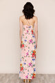 Yumi Kim flowing Rush Hour Pink Floral Maxi Dress is your new go-to from weddings to running around the city