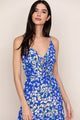 Look fun and flirty in Yumi Kim Funday blue floral Jumpsuit.