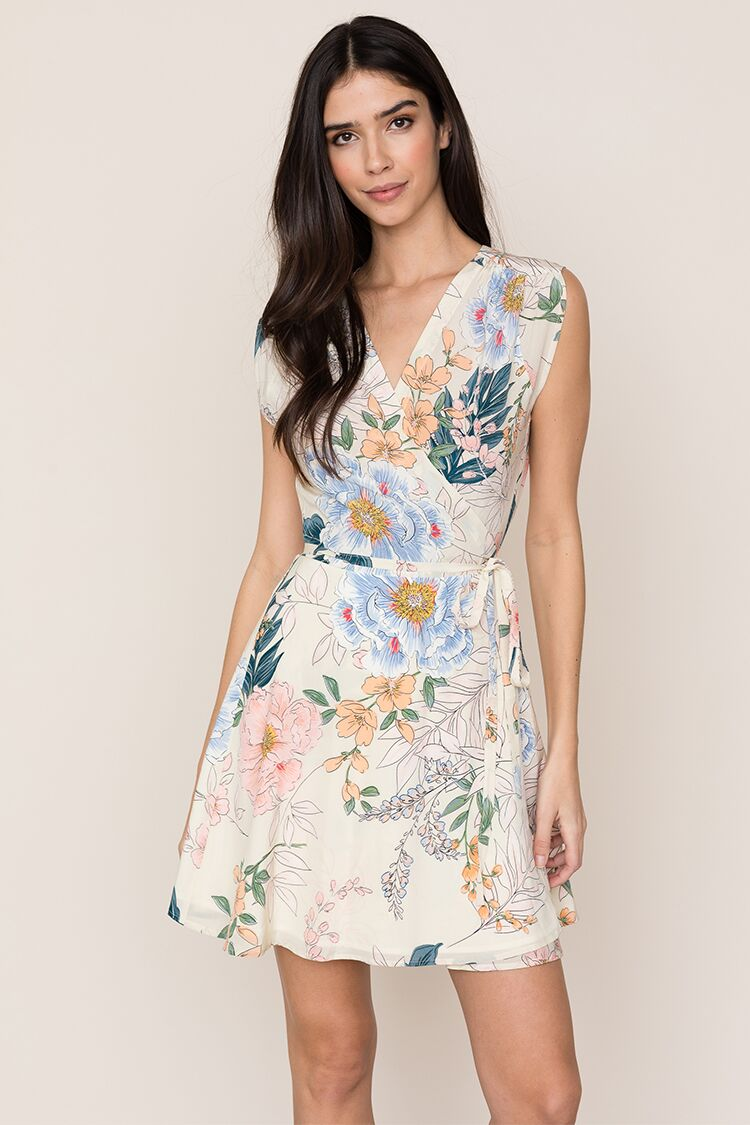 Soho Mixer Silk Dress