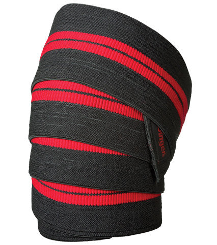 Red Line Knee Wraps - 78