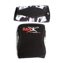 MAXbarbell Essentials Knee Sleeves - Black/Urban Camo