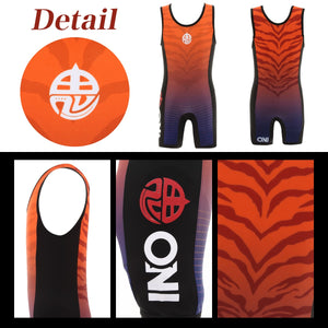 ONI Rising Sun Singlet - IPF Approved