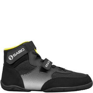 SABO Deadlift-1 Lifting shoes - Lime (Clearance)