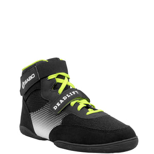 SABO Deadlift-1 Lifting shoes - Lime
