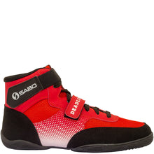 SABO Deadlift-1 Lifting shoes - Red