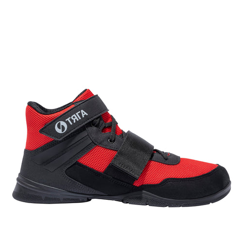 SABO Deadlift PRO Shoes - Red - Limited тяга Edition