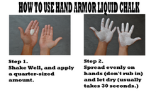 2 oz Hand Armor Liquid Chalk