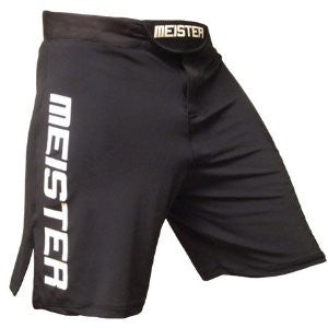 Meister Sprint Stretch Board Shorts - Black