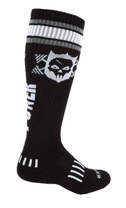 Powerful Power Skull - Moxy Socks