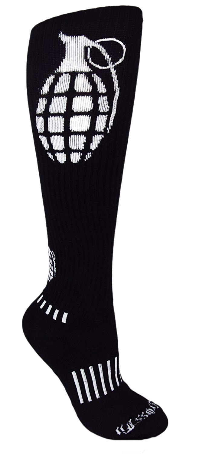 Ultimate Grenade Knee High - Moxy Socks