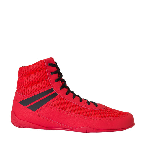 SABO PowerMix Bodybuilding/Power-building Shoe - Red
