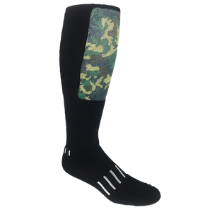 Camo Block - Moxy Deadlift Socks