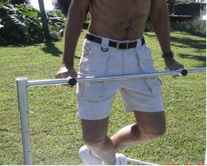 Free-standing Portable Pullup Bar