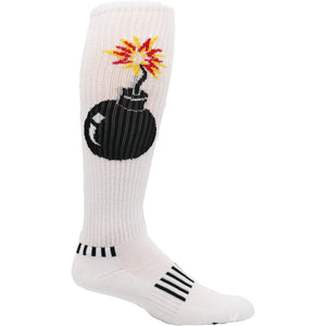 The Bomb - Moxy Deadlift Socks