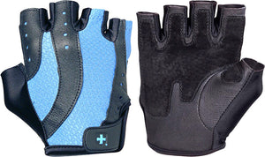 Women's Pro Gloves Blue